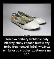 i uciążiwy problem z butami z głowy ;)