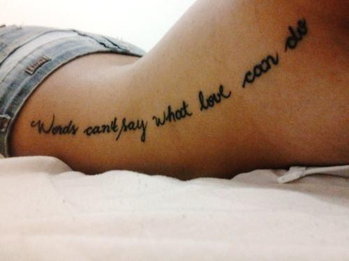 Znacie Może Fajny Motyw Na Tatuaż Na Boku Szukam Czegoś E