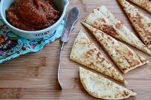pikantne daktylowe smarowidło do chleba