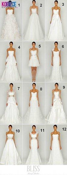 Wymarzona suknia ślubna... Masz już taką?