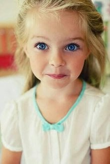 Chcę takie oczy *.*