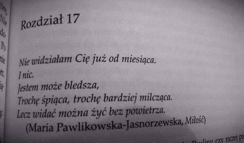 Maria Pawlikowska Jasnorzewska Miłość Na Cytaty Wiersze