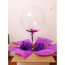 Wiadomość w baloniku