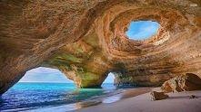 Benagil Beach – Algarve, Po...