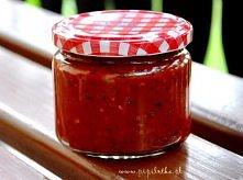 Przepyszny ketchup bez zbędnych dodatków jak cukier, czy konserwanty :). Klik...