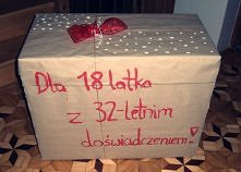 prezent na 50-tkę :)