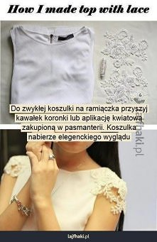 Jak zrobić koszulkę z aplik...