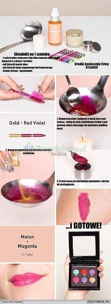 DIY: Jak zrobić szminkę?