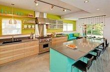 Bardzo nam się spodobała taka organizacja kuchennej przestrzeni. A wam?