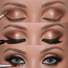 Komu podoba się makijaż.?