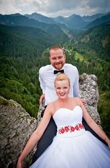 MÓJ plener ślubny w Tatrach - zapraszam po pełną fotorelację na bloga ;-)