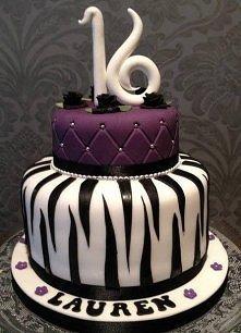 urodzinowa zebra