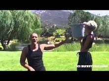 Will Smith - ALS Ice Bucket Challenge (Nominates Beyoncé & Jay Z at the s...