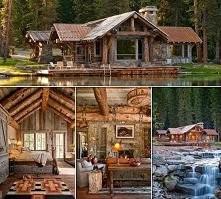 chciałabym mieć taki domek