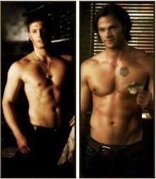 Jensen i Jared :)