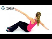 HIIT Cardio and Abs Workout - 30 Minute At Home HIIT Workout with Abs Exercis...