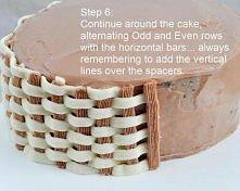 Beki Cook's Cake Blog: How To Make a Basket Cake