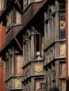 Bay Windows, Bristol, England