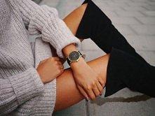 śliczne kozaki i zegarek