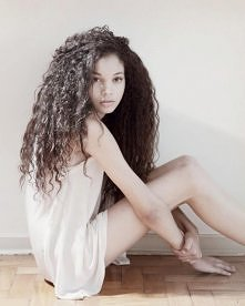 zawsze marzyłam o takich włosach ! ♥