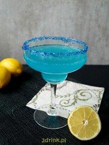 MARGARITA   Margarita, czyli jeden z klasycznych koktajli, ale w wersji niebieskiej, z dodatkiem Blue Curacao.    Margarita to jeden z tych drinków, które można znaleźć niemal w...