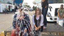 ALS Ice Bucket Challenge - Amy Adams & Henry Cavill on Vimeo  Superman po...