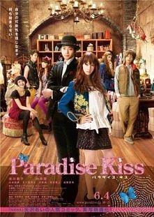 Paradise Kiss - komedia romantyczna (film japoński)