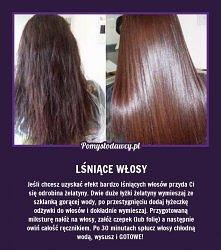 włosy - laminowanie