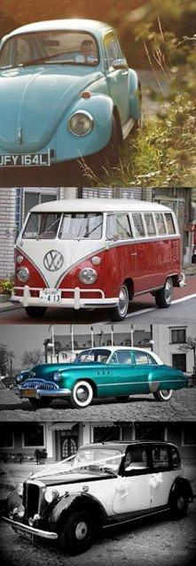 To,co kocham!<3 *retro auta:))
