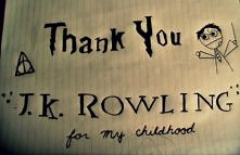 Wszyscy Potterheads dziękuj...