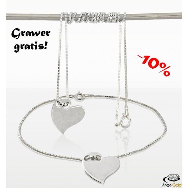 Bransoletka CELEBRYTKA i naszyjnik GWIAZD wykonane ze srebra próby 925. GRAWER GRATIS! W komplecie 10% TANIEJ!!