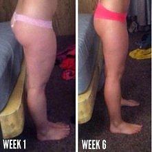 mam podobne wystające uda jak pani na 1 zdj... jakie ćwiczenia na zmniejszenie ich ?