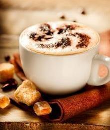 Kawowe wariacje na jesienną...