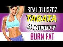 TABATA - Spal tłuszcz w 4 minuty!