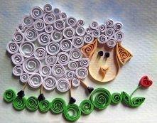 Taka cudna owca z papieru c...