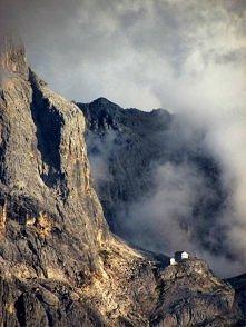 Domek w chmurach