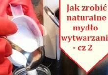 Zasady bezpieczeństwa i narzędzia do zrobienia mydła poznane, no to zaczynamy zabawę :)