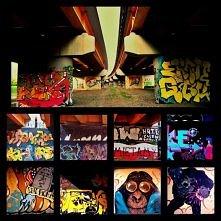 """Warszawski """"street- art""""."""