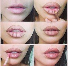 make up botox :D