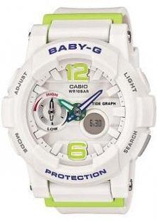Zegarek z najnowszej kolekcji BGA-180 Baby-G!