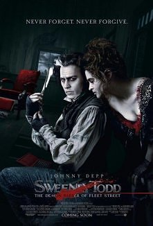 Depp + Bonham Carter = świetny film. Kolejny musical, ale za to jaki! Depp w ...