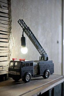 lampa z ciężarówki