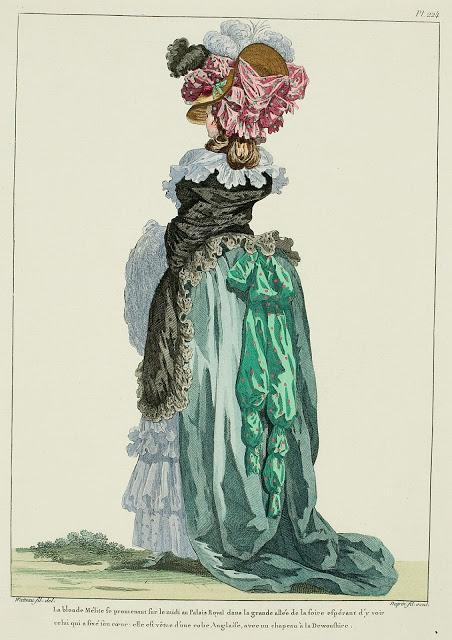 Galerie des Modes, 49e Cahier,1ere Figure