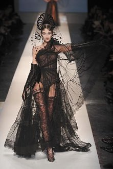 Chanel Haute Couture Spring/Summer 2009- Jean Paul Gaultier