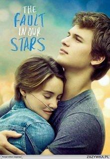 """""""Gwiazd naszych Wina"""" !;*  Film jest o dziewczynie chorej na raka która poznaje chłopaka który też po jakimś czasie okazuje się chory i taka miłość i śmierć i wgl ale ..."""