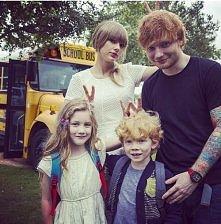 Taylor Swift Ed Sheeran zdj...