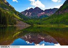 Jezioro Aspen, Colorado USA