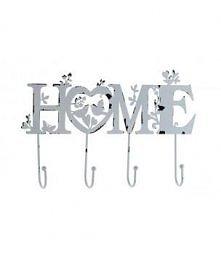 wieszak metalowy HOME