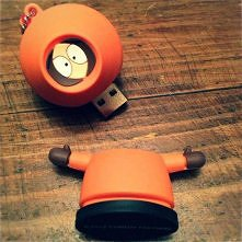 Poor Kenny :) Pendrive Kenny (South Park )