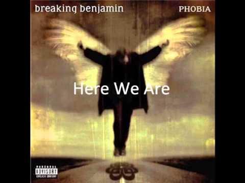 Breaking Benjamin- Phobia [ FULL ALBUM ] L.O.V.E...I.T